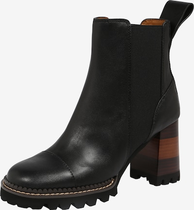 See by Chloé Chelsea boots in Black, Item view