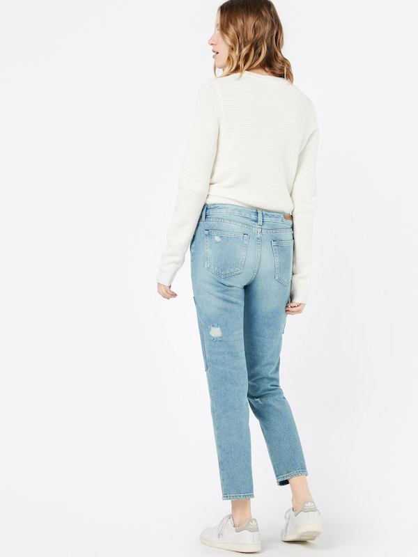 TOM TAILOR DENIM Loosefit-Jeans 'Liv Recycled Denim'