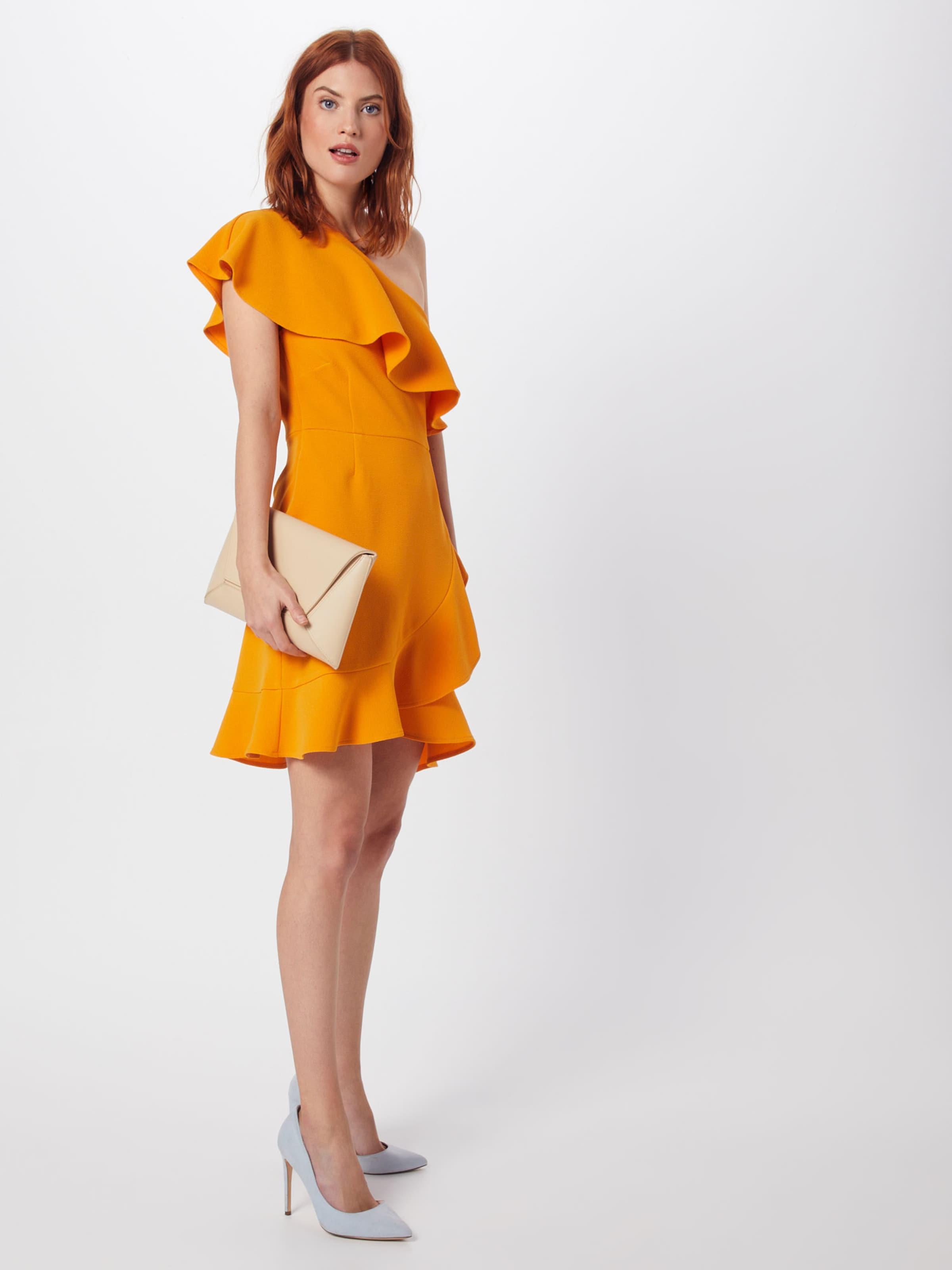 Ponte' Minkpink D'été En 'tangerine Robe Orange tshCdQrx