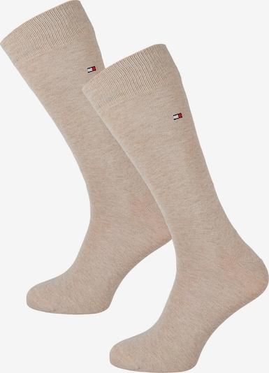 TOMMY HILFIGER Socken in beige, Produktansicht