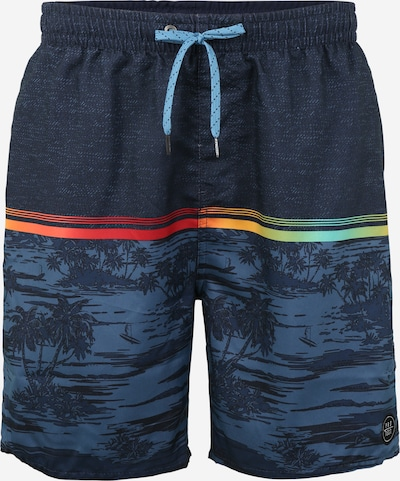 PROTEST Boardshorts 'ATHLETIC' in de kleur Donkerblauw, Productweergave