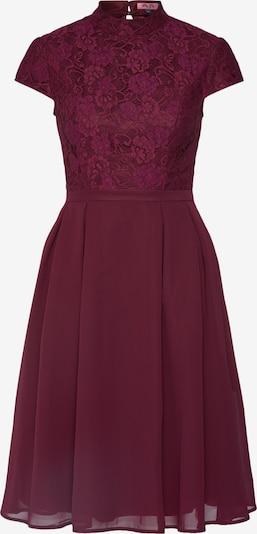 Chi Chi London Kleid 'LINA' in burgunder, Produktansicht