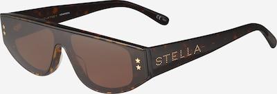 Stella McCartney Sonnenbrille in dunkelbraun, Produktansicht