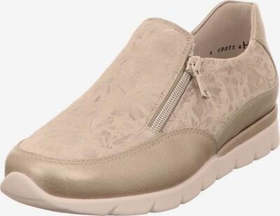 SEMLER Sneaker in beige / gold, Produktansicht