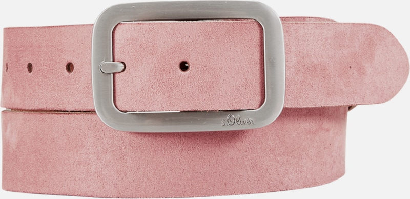 S.oliver Red Label Belt Of Suede