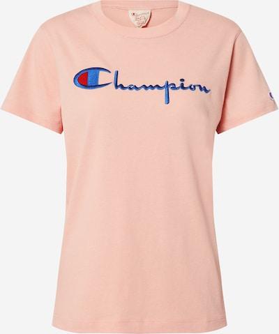 Champion Authentic Athletic Apparel T-shirt en rose, Vue avec produit