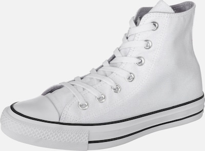 CONVERSE Sneakers hoog 'Chuck Taylor All Star Hi' in Wit