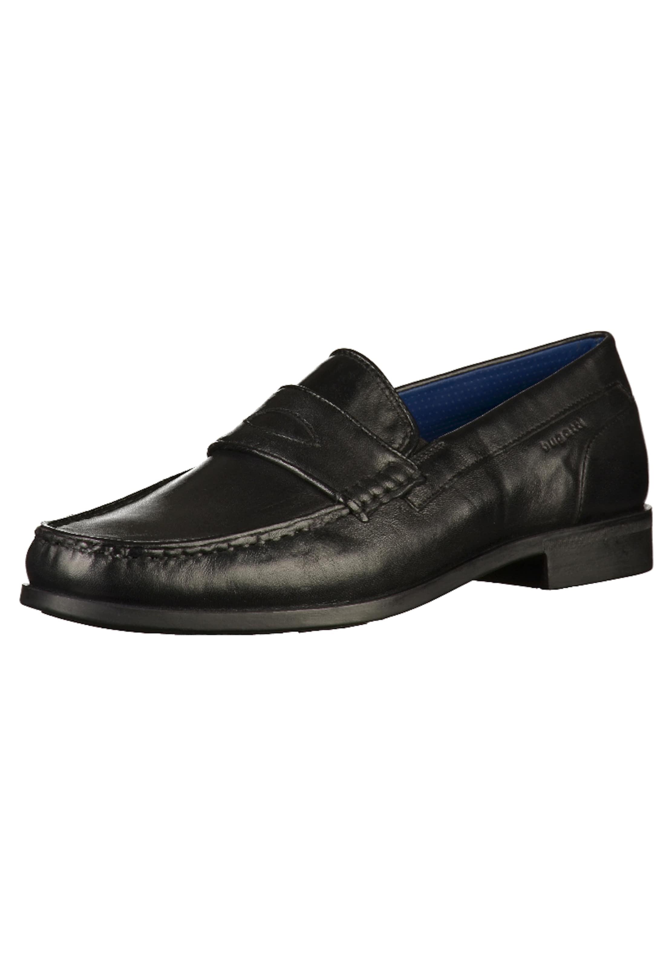 bugatti Business-Slipper Verschleißfeste billige Schuhe Hohe Qualität