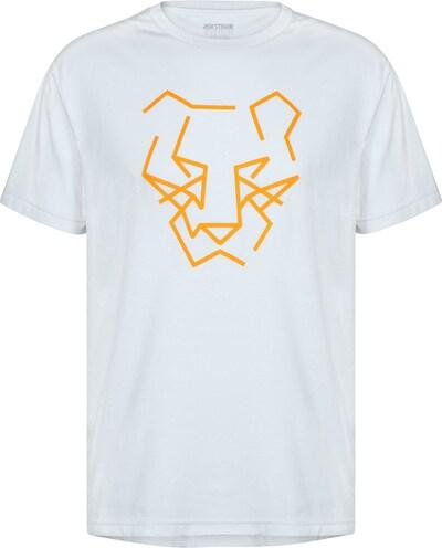 ASICS SportStyle Shirt in weiß, Produktansicht