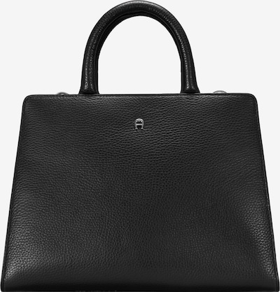 AIGNER Henkeltasche 'Cybill' 33cm in schwarz, Produktansicht