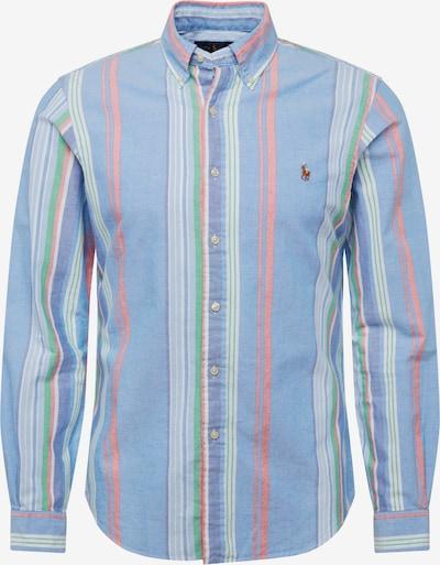 POLO RALPH LAUREN Overhemd in de kleur Blauw / Rood, Productweergave