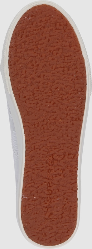 SUPERGA SUPERGA SUPERGA Sneaker Low mit Plateausohle fe31e7