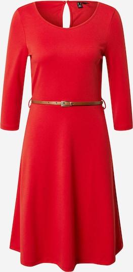 VERO MODA Obleka | rdeča barva, Prikaz izdelka
