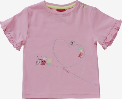 s.Oliver Junior T-Shirt in rosa, Produktansicht