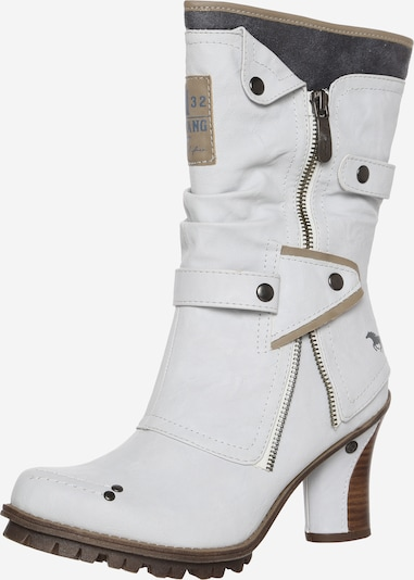 MUSTANG Stiefel in offwhite, Produktansicht