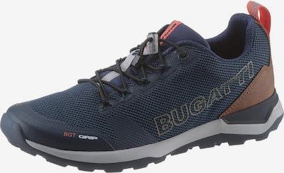 bugatti Sneaker in blau: Frontalansicht