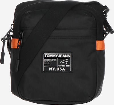 Tommy Jeans Umhängetasche ' Urban Tech ' in orange / schwarz, Produktansicht