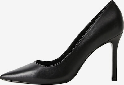 MANGO Čevlji s peto 'Desi' | črna barva, Prikaz izdelka