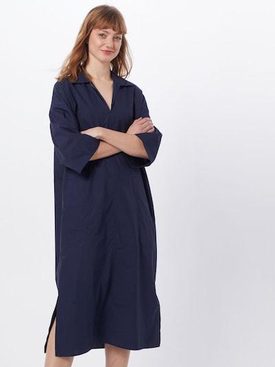 DRYKORN Kleid 'CHARRI' in navy, Modelansicht