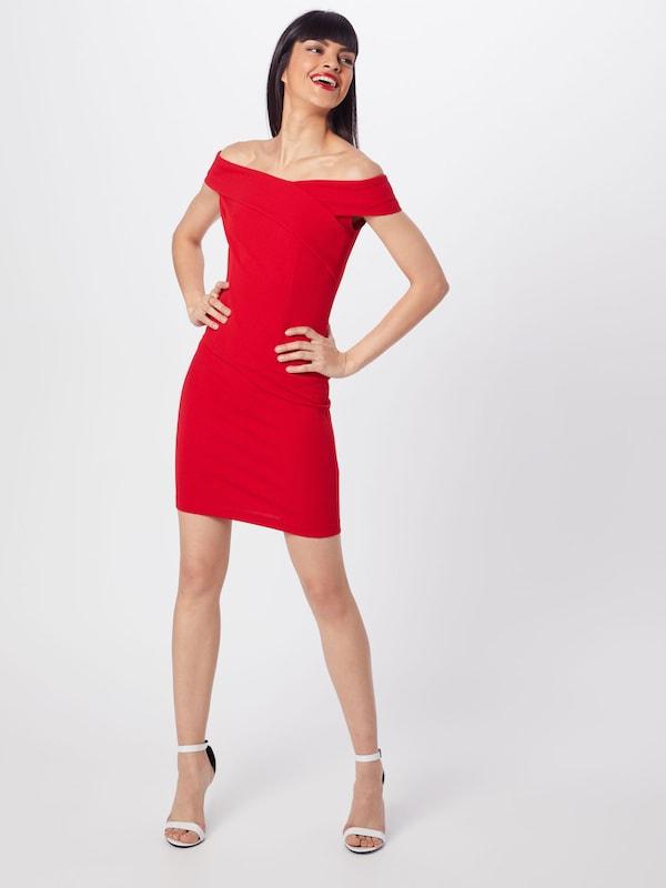 Robe Rouge Dress' 'agata En Guess hCdQtsr