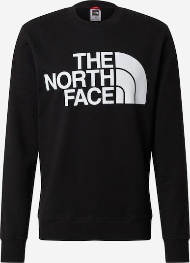 THE NORTH FACE Mikina 'Standard' - čierna / biela, Produkt
