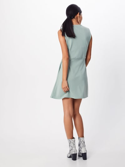 Suknelė 'CITU-DR' iš SISTERS POINT , spalva - mėtų spalva: Vaizdas iš galinės pusės
