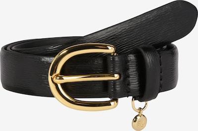 Lauren Ralph Lauren Gürtel 'CHARM CLASSC-DRESS CASUAL-MEDIUM' in schwarz, Produktansicht