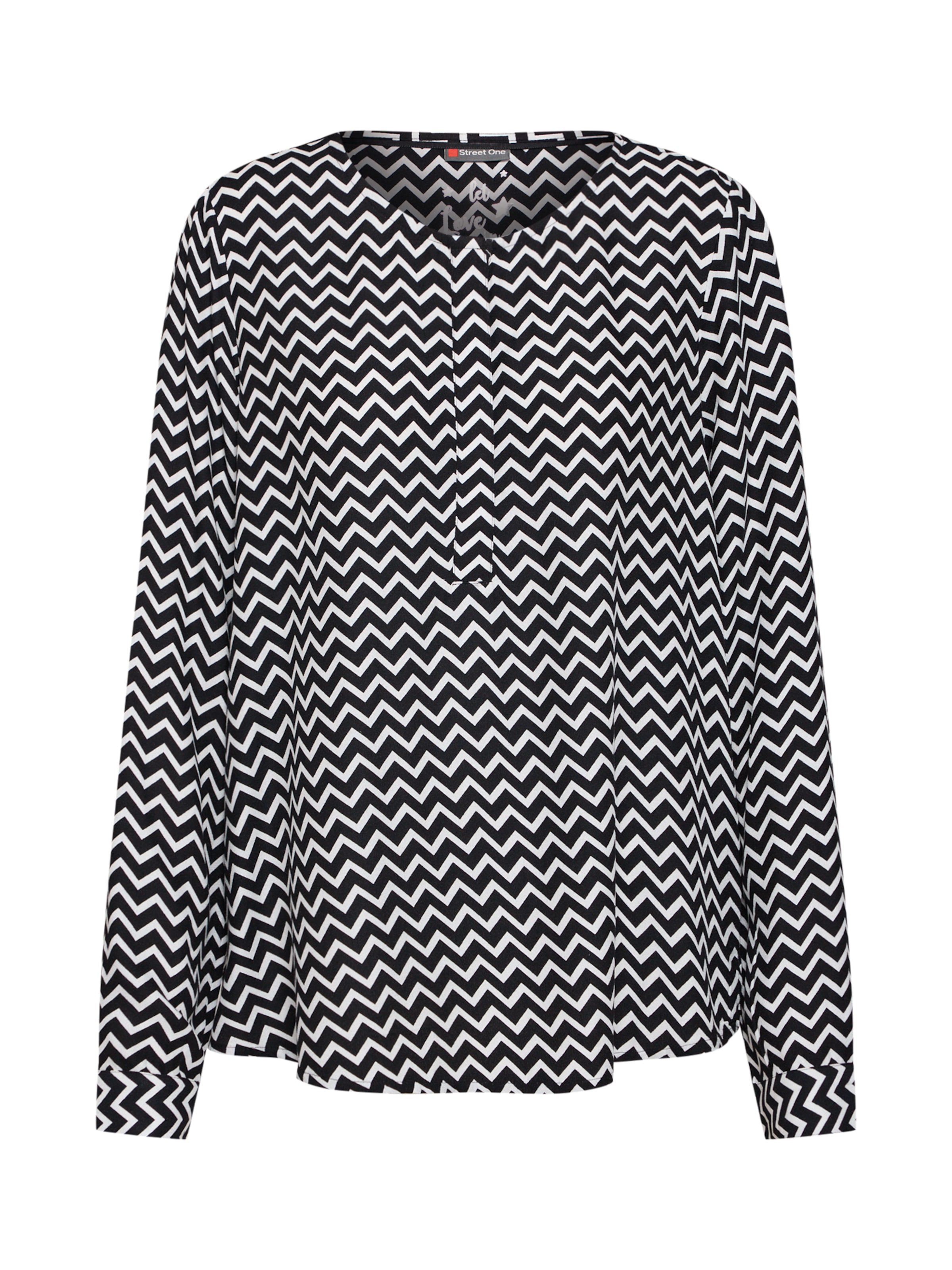 One Bluse In Street Schwarz Street vyI7Yb6fg