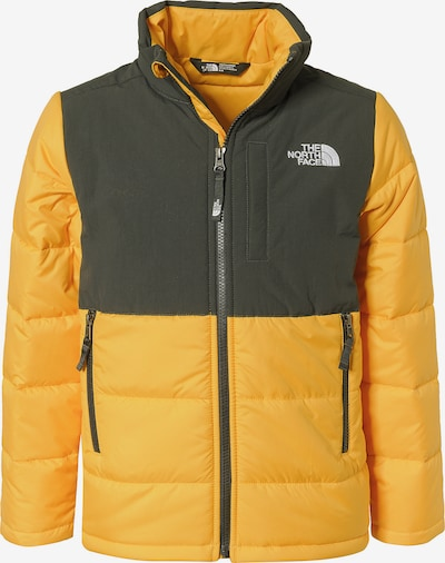 THE NORTH FACE Winterjacke 'BALANCED ROCK' in gelb, Produktansicht