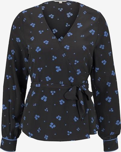 TOM TAILOR DENIM Bluse in dunkelblau, Produktansicht