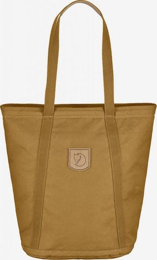 Fjällräven Tasche 'Totepack No.4' in sand, Produktansicht