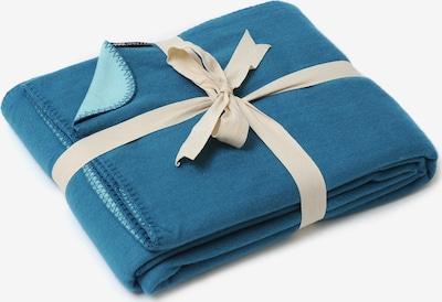 YOGISTAR.COM Yogadecke 'Harmony' in himmelblau, Produktansicht