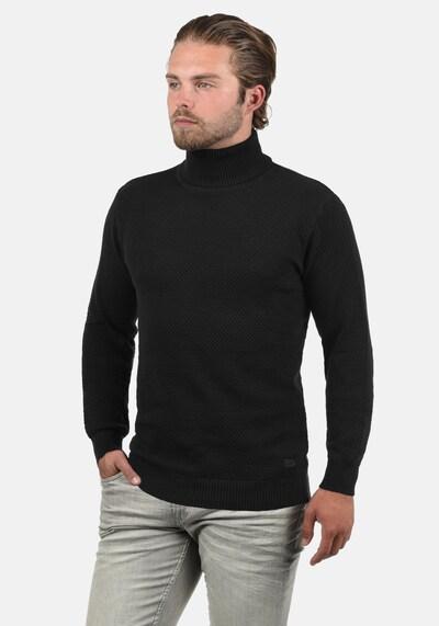 !Solid Trui 'Karlos' in de kleur Zwart, Productweergave
