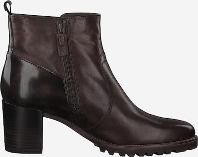 Kulkšnis dengiantys batai 'Jilly' iš TAMARIS , spalva - tamsiai ruda: Vaizdas iš šono