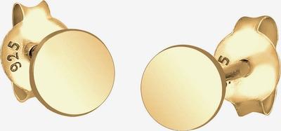 Boucles d'oreilles 'Kreis' - ELLI en or