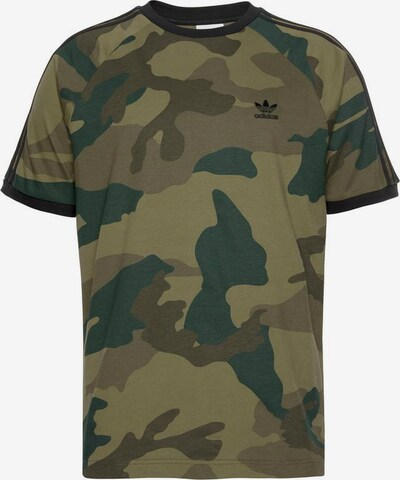ADIDAS ORIGINALS Shirt in khaki / oliv, Produktansicht