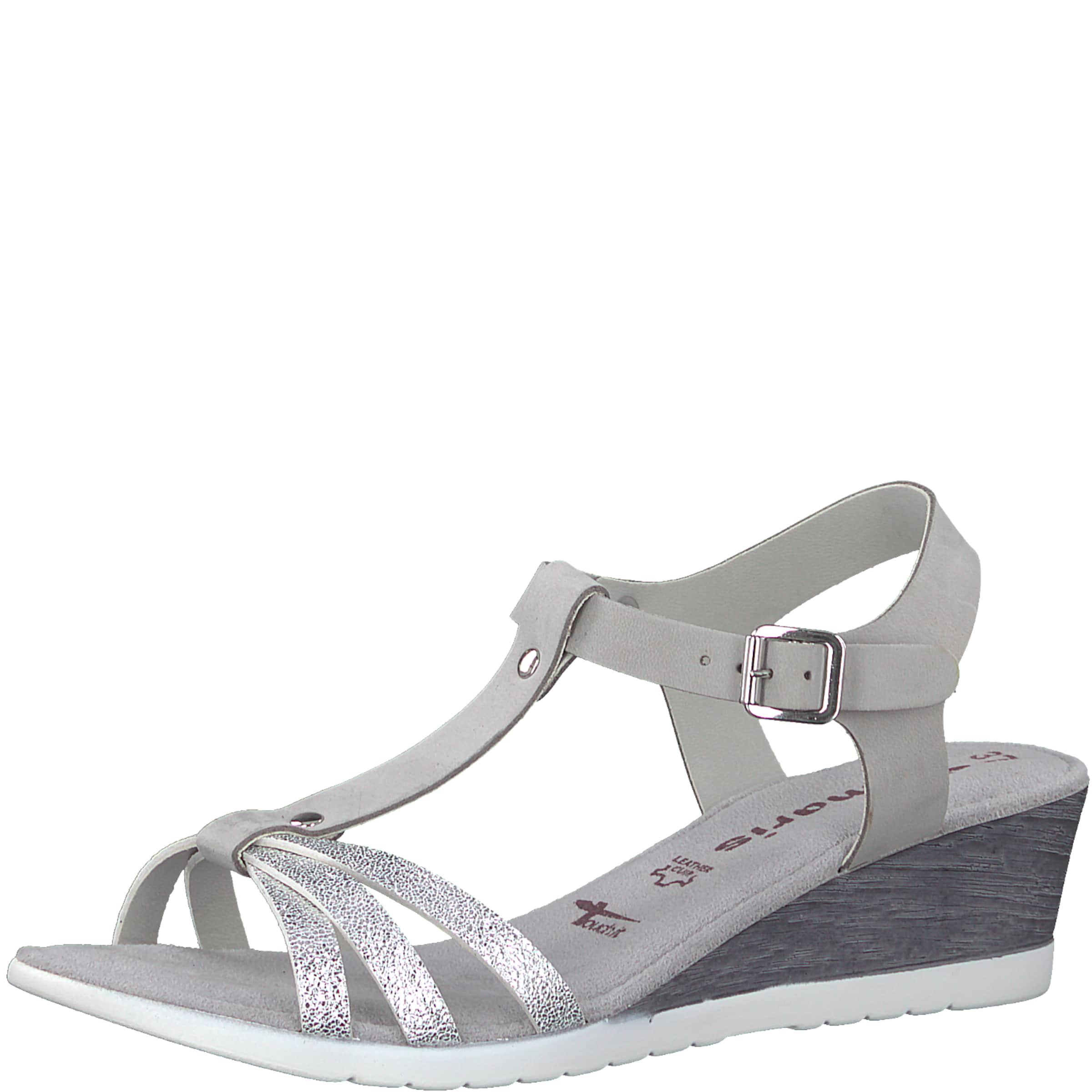 TAMARIS Sandale  Medium Sandal Glitter