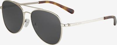 Michael Kors Sonnenbrille 'SAN DIEGO' in gold / schwarz, Produktansicht