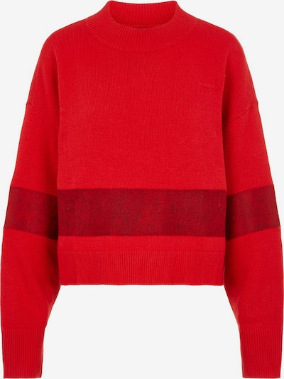 J.Lindeberg Pullover in rot, Produktansicht