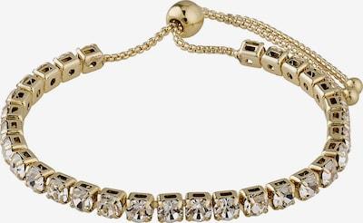 Pilgrim Bracelet 'Lucia' en or, Vue avec produit