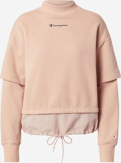 Champion Authentic Athletic Apparel Sweatshirt in marine / rosa, Produktansicht