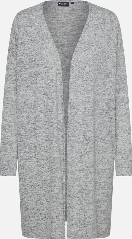 Clair Cardigan En Gris Nyc Fashion 'hali' Broadway Nn0wm8yvO