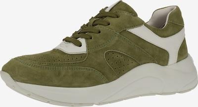 CAPRICE Sneaker in hellgrün / weiß, Produktansicht
