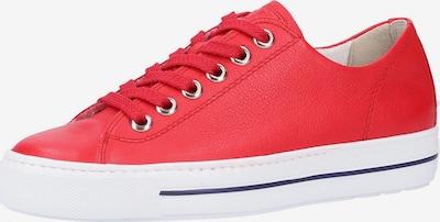 Paul Green Sneaker in rot, Produktansicht