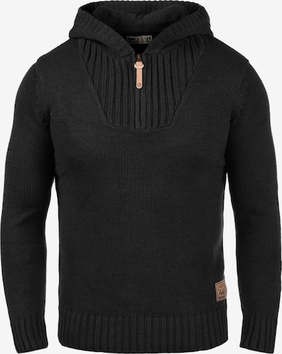 !Solid Pullover 'Penn' in schwarz, Produktansicht