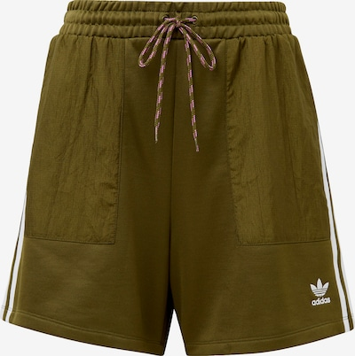 ADIDAS ORIGINALS ' SHORTS ' in grün, Produktansicht