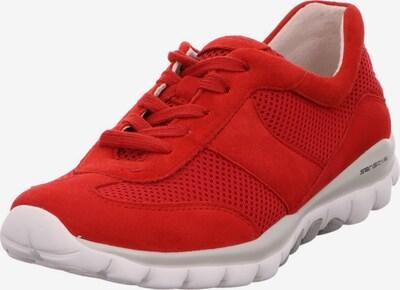 GABOR Schnürschuh in rot, Produktansicht