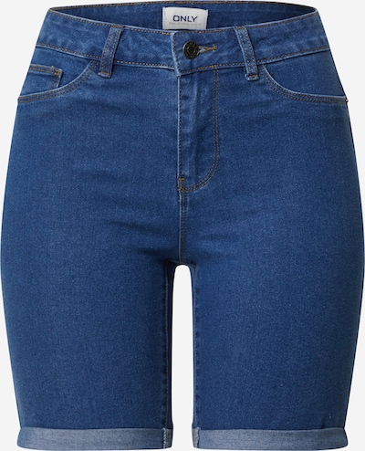 ONLY Jeans 'ONLSUN ANNE K MID LONG SHORTS BJ15268-1' in de kleur Blauw, Productweergave