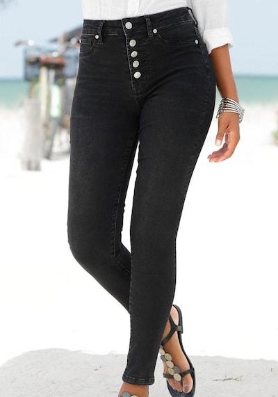 BUFFALO Jeans in schwarz, Modelansicht