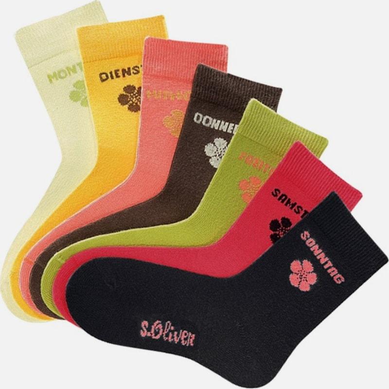S.oliver Red Label Weekdays Socks (7 Few)